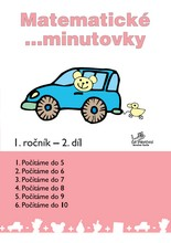 Matematické ...minutovky pro 1. ročník – 2. díl