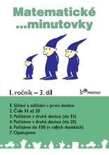 Matematické ...minutovky pro 1. ročník – 3. díl
