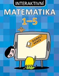 Interaktivní matematika 1–5 – domácí verze<br>