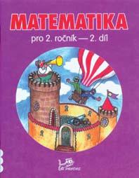 Matematika pro 2. ročník – 2. díl