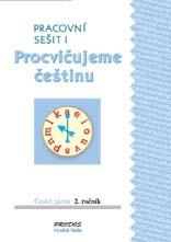 Procvičujeme češtinu 2 – Pracovní sešit 1