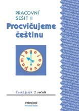 Procvičujeme češtinu 2 – Pracovní sešit 2