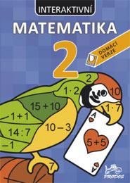 Interaktivní učebnice Interaktivní matematika 2 – domácí verze