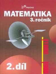 Matematika pro 3. ročník – 2. díl
