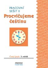 čeština Procvičujeme češtinu 3 – Pracovní sešit 2