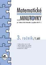 Matematické ...minutovky pro 3. ročník – 1. díl
