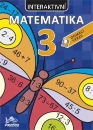 Interaktivní matematika 3 – domácí verze