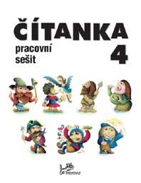 čeština <i>DOPRODÁNO</i> – Čítanka pro 4. ročník – Pracovní sešit