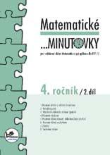 Matematické ...minutovky pro 4. ročník – 2. díl