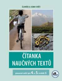Čítanka naučných textů - pracovní sešit