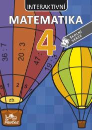Interaktivní učebnice Interaktivní matematika 4 – školní verze