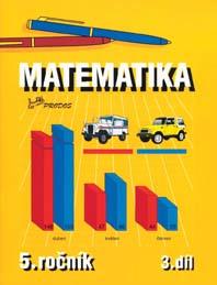 Matematika pro 5. ročník – 3. díl
