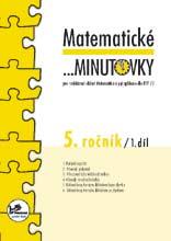 Matematické ...minutovky pro 5. ročník – 1. díl
