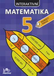 Interaktivní učebnice Interaktivní matematika 5 – domácí verze