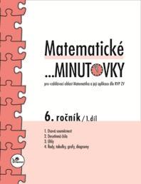 Matematické ...minutovky 6. ročník - 1. díl