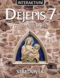 Interaktivní dějepis 7 + pracovní sešit na CD