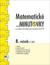 Matematika - 2.st. Matematické ...minutovky 8. ročník – 1. díl
