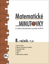 Matematika - 2.st. Matematické ...minutovky 8. ročník – 2. díl